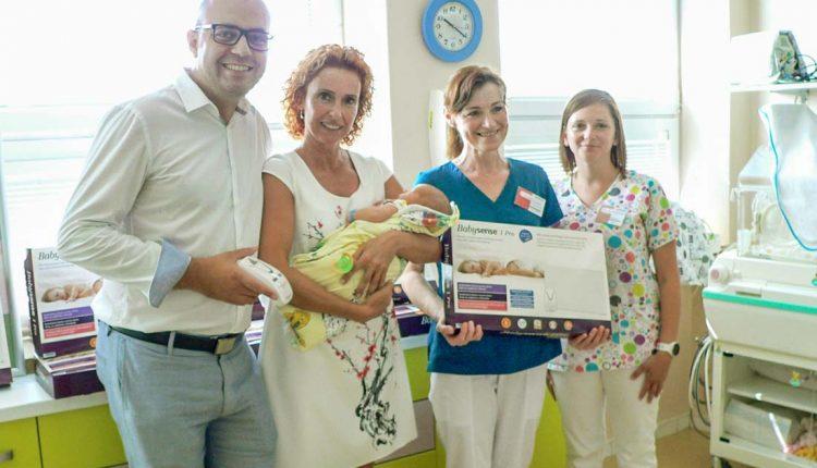 Dych bábätiek v Nemocnici s poliklinikou v Považskej Bystrici strážia noví pomocníci