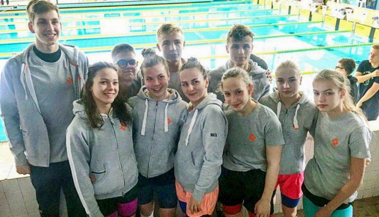 6 medailí pre plavcov z Púchova
