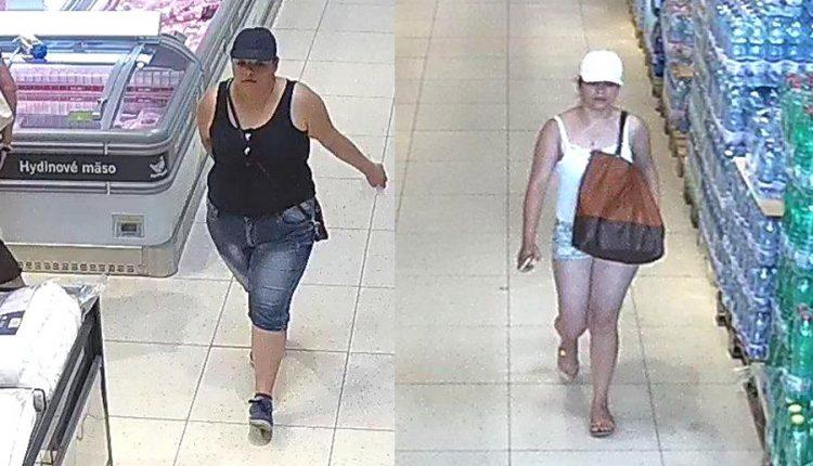 Hľadajú dve ženy ktoré kradli v obchode v Púchove