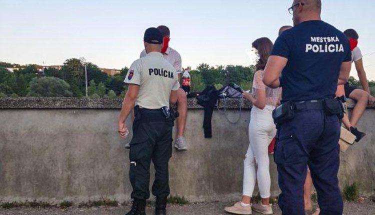 Policajti vPúchove vykonali preventívno-bezpečnostnú akciu Mládež