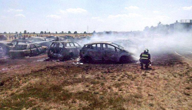 Odporúčania hasičov v súvislosti s požiarmi automobilov v prírodnom prostredí