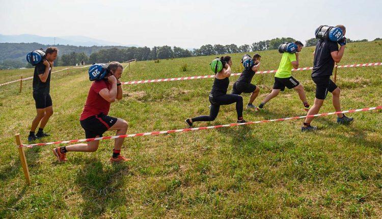 Najťažší pretek na Považí preveril fyzickú i psychickú pripravenosť viac ako 400 súťažiacich