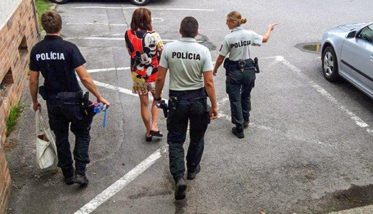 FOTO:  Po Púchove jazdila opitá Nadežda, nafúkala 2,52 promile