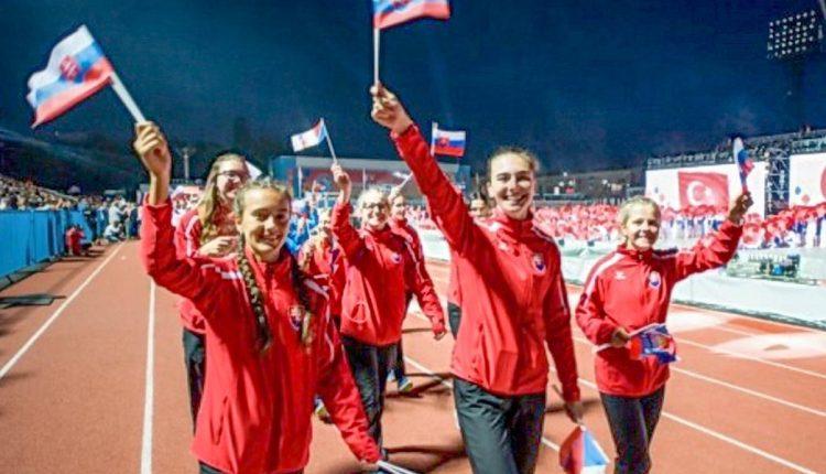 Terezka Srogončíková reprezentovala na majstrovstvách sveta
