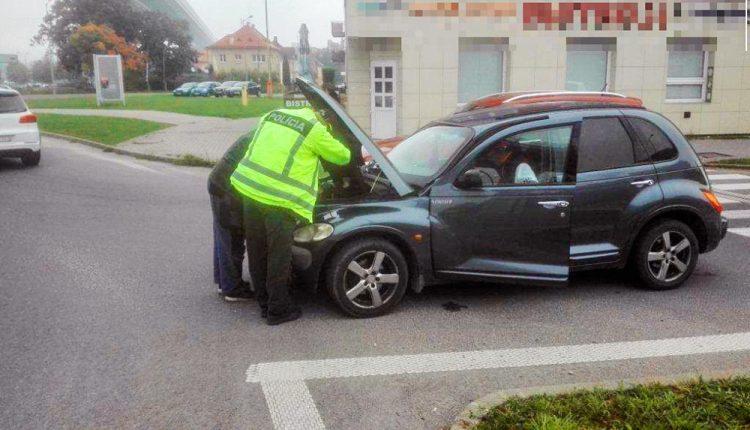 FOTO: V kruháči mu došiel benzín, to ale nebolo všetko!