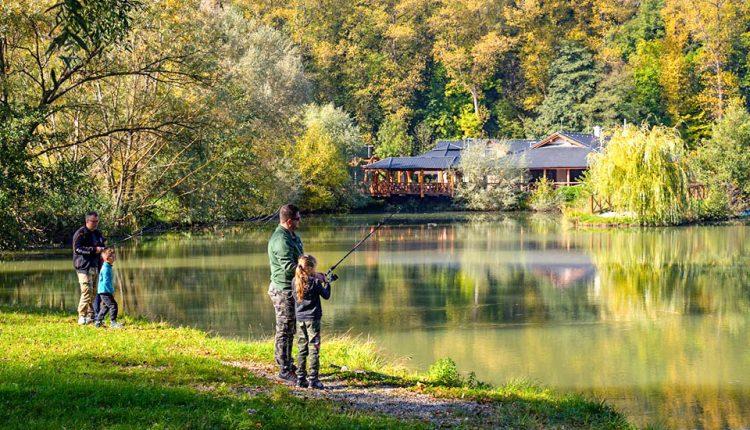 Rybárska súťaž uzamkne rybník na Hunty Fish
