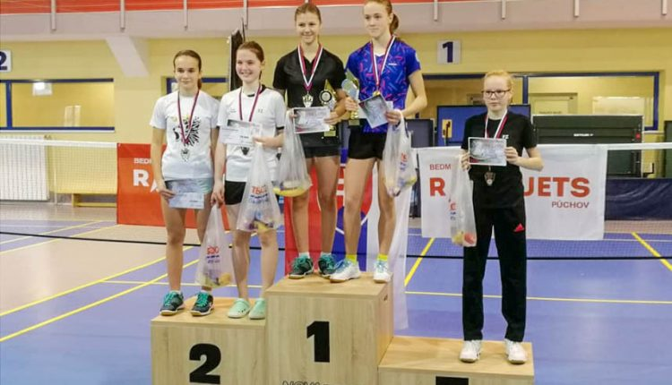 Majstrovstvá Slovenska v bedmintone v Púchove