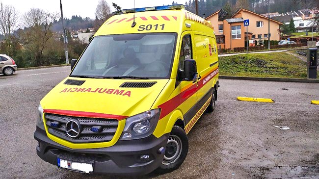 Dve župné nemocnice už prevádzkujú ambulancie záchrannej zdravotnej služby