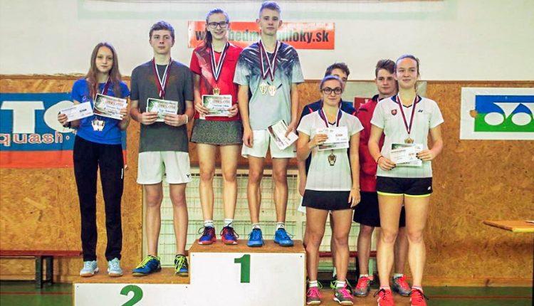 Súrodenecké duo Kadlecovcov bodovalo na Majstrovstvách Slovenska