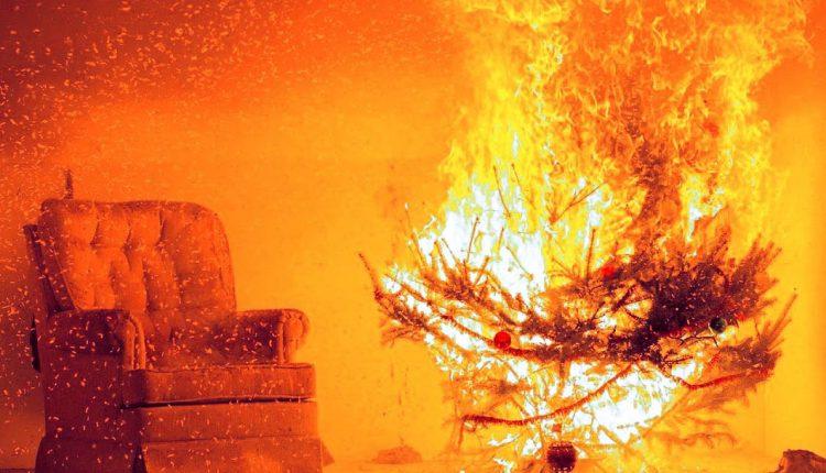 Hasiči radia, ako prežiť bezpečné Vianoce