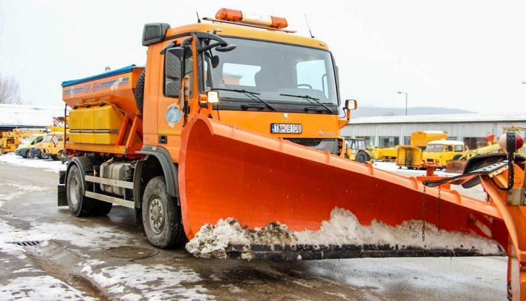 Zima sa nezadržateľne blíži: Ako sú na tom cestári?