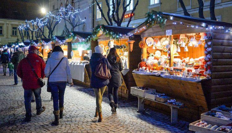 Na vianočných trhoch vykonali 731 kontrol