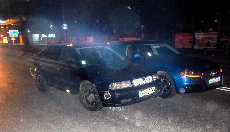 FOTO: Jožo dvakrát narazil do toho istého auta, fúkať odmietol