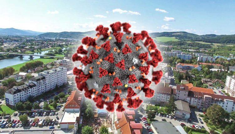 Prvý prípad nákazy koronavírusom v meste Púchov