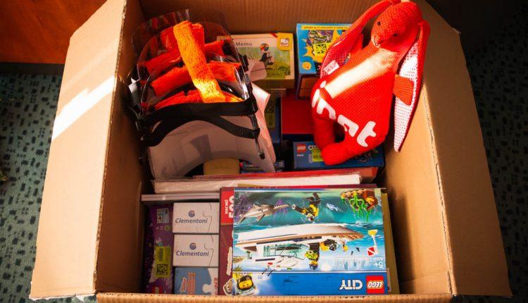 Darované hračky potešia detských pacientov župných nemocníc
