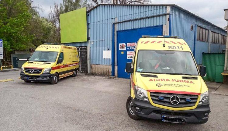Považskobystrická nemocnica už prevádzkuje ambulanciu RZP