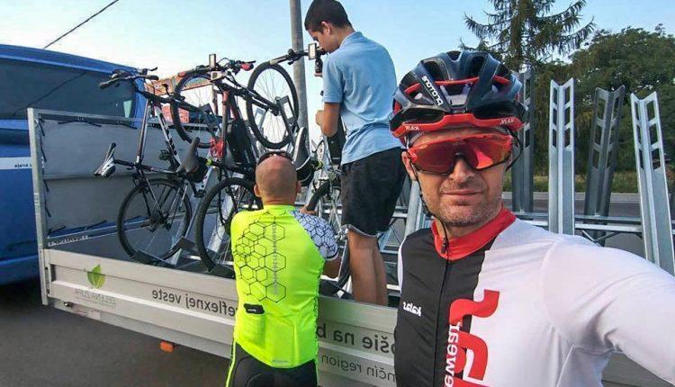 Leto v sedle bicykla opäť aj s cyklobusmi Trenčianskej župy