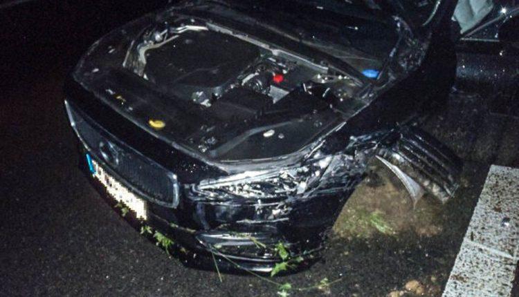 FOTO: Dopravná nehoda na diaľnici D1 pri obci Visolaje