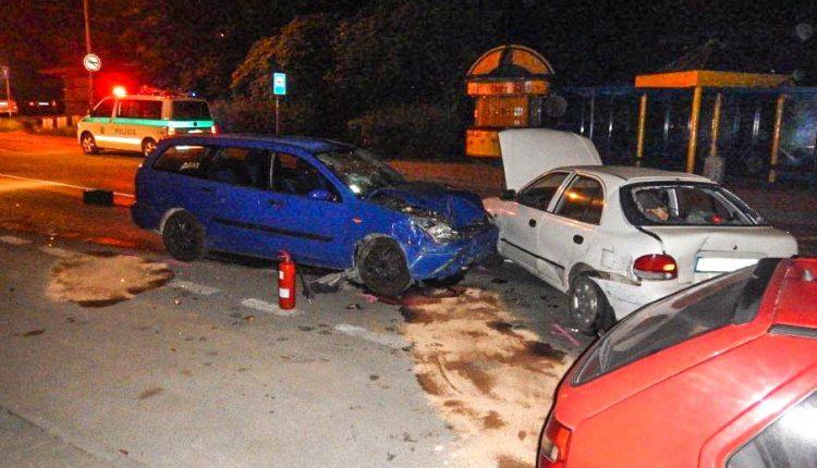 FOTO: Považskobystričan to prehnal, nafúkal takmer 3 promile