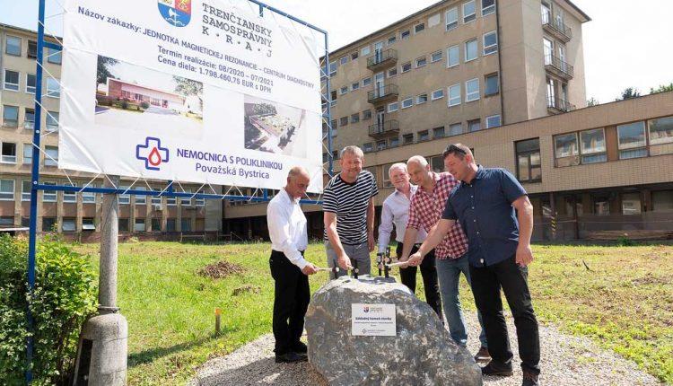 Považskobystrická nemocnica bude mať vlastné nové diagnostické centrum