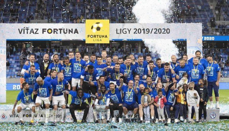Futbalisti FK Beluša privítajú 3. septembra 2020 na vlastnom trávniku ŠK Slovan Bratislava