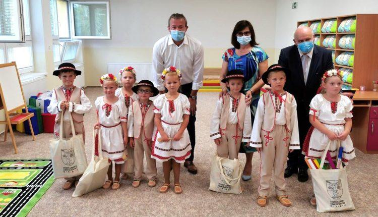 Prístavba materskej škôlky v Beluši rozšíri kapacitu o 50 miest