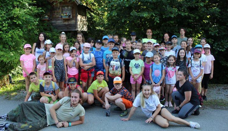 Letný tábor so Včielkou – Harry Potter a Belušské Slatiny