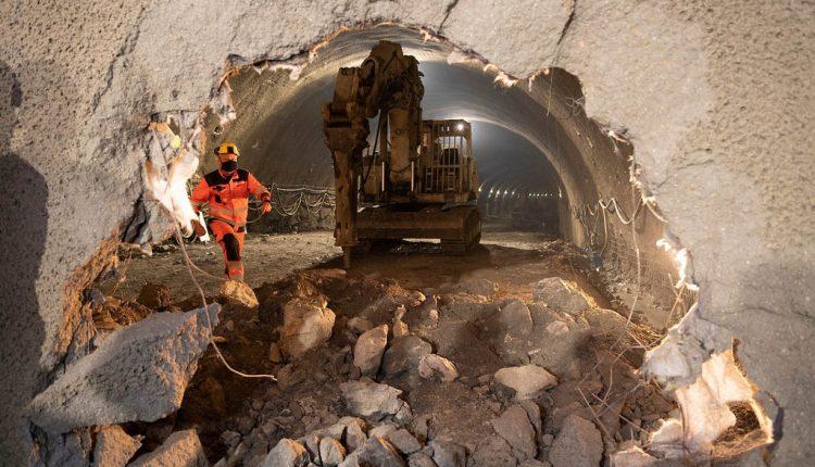 Tunel Milochov bol konečne slávnostne prerazený