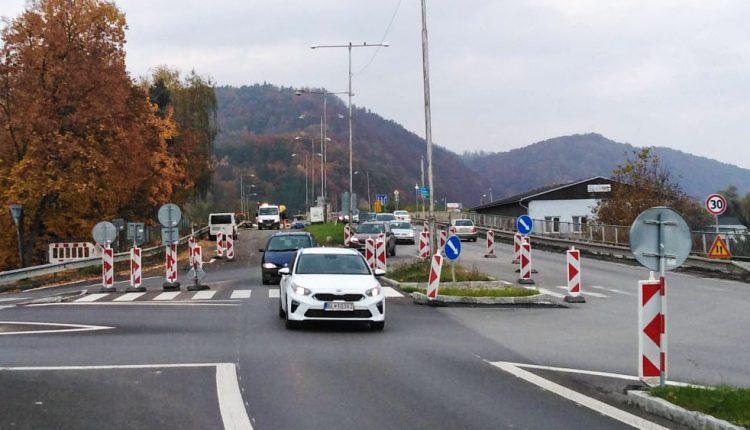 Obmedzenia na Orlovskom moste pokračujú naďalej