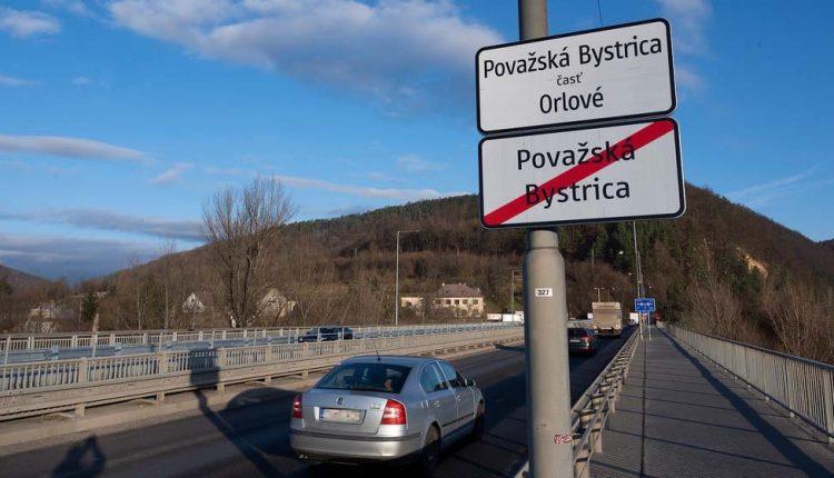 VODIČI POZOR: Na Orlovskom moste bude opäť dopravné obmedzenie