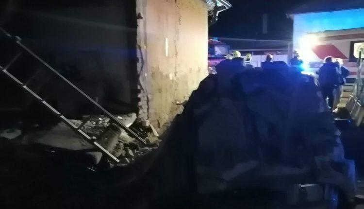 FOTO: Výbuch v rodinnom dome v Púchove