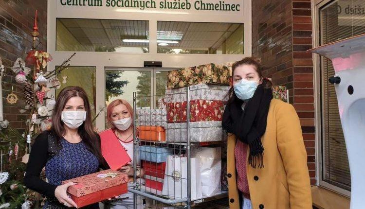 Strednej zdravotníckej škole v Považskej Bystrici sa podarilo vyzbierať 900 balíčkov pre seniorov