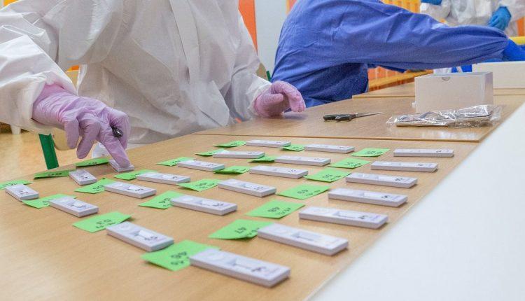 Výsledky dobrovoľného testovania v meste Púchov