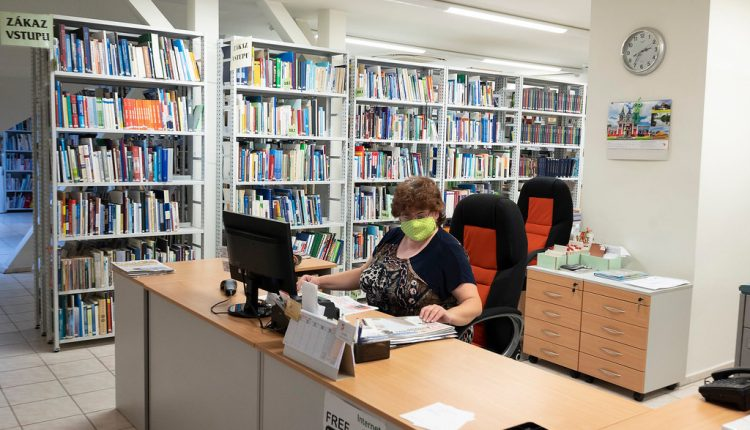 Župné knižnice sú opäť prístupné verejnosti!