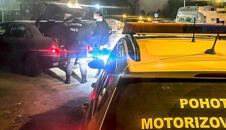 FOTO: Vodič jazdil zo strany na stranu, mal v sebe drogy