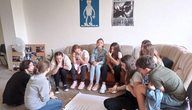 Rok 2020 s Mládežníckym parlamentom mesta Púchov