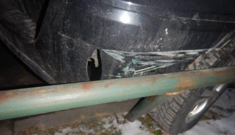 Vodička pod vplyvom alkoholu spôsobila dopravnú nehodu