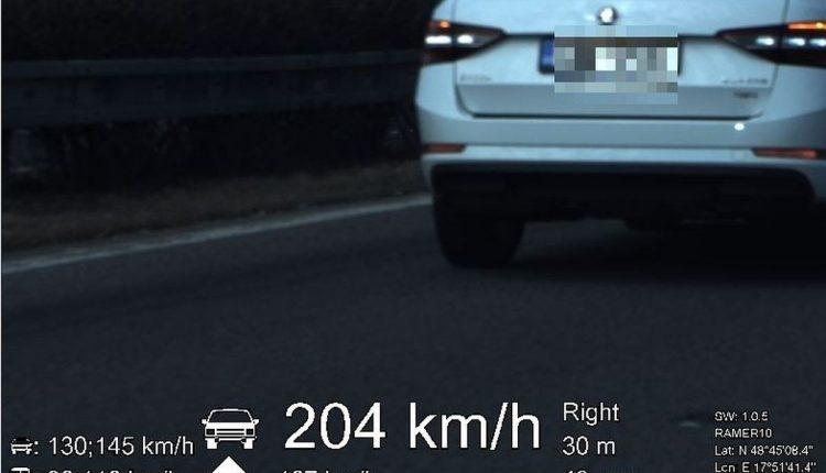 """""""ŤAŽKÁ NOHA"""" na plyne vodiča pripravila o 800 €"""