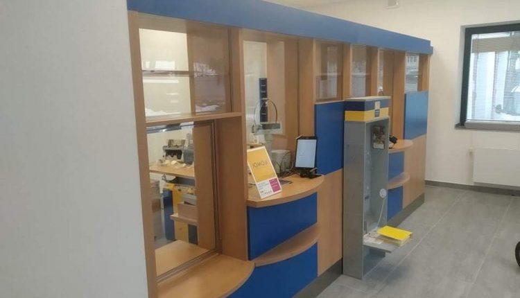 FOTO: Novootvorená pobočka pošty v Považskej Bystrici