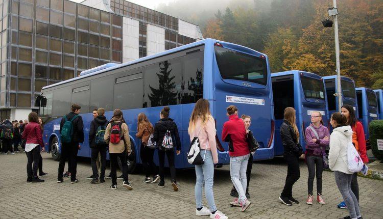 Župy žiadajú o kompenzáciu výpadkov tržieb v prímestskej autobusovej doprave