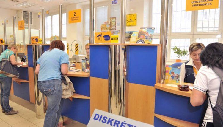 Pošty sú už otvorené vpôvodnom režime