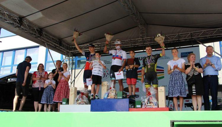 Majstrom Slovenska sa v Bánovciach nad Bebravou stal Peter Sagan