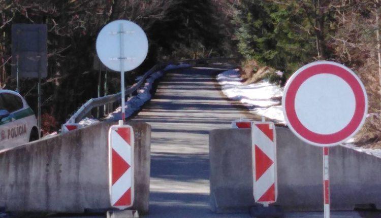 POZOR: Uzatvorenie hraničného prechodu s ČR