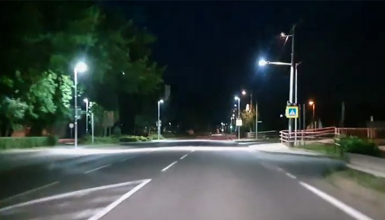 V Beluši nasvietili 8 priechodov pre chodcov na cestách