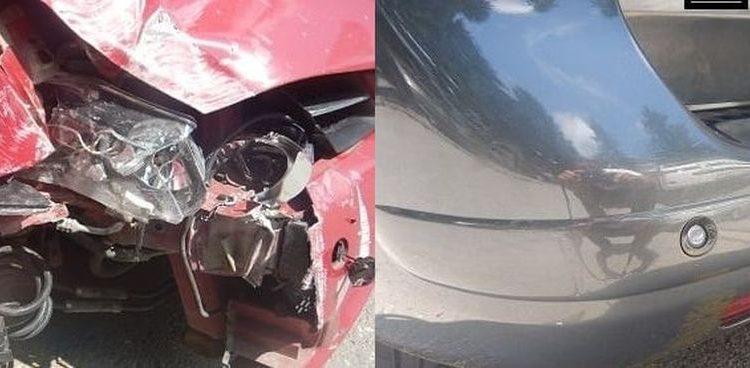 FOTO: Pri nehode v Púchove úradoval alkohol