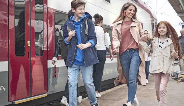 Nový školský rok s vlakmi ZSSK