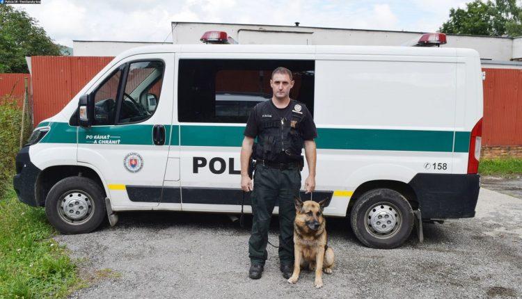 Úspech policajtov z Púchova: Našli strateného chlapca
