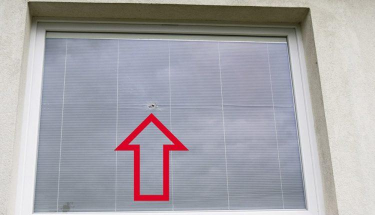 FOTO: Strieľal do okien, dôvodom boli dlžné peniaze