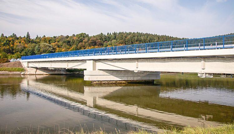 Dobrá správa pre motoristov, most v Podvaží je otvorený!
